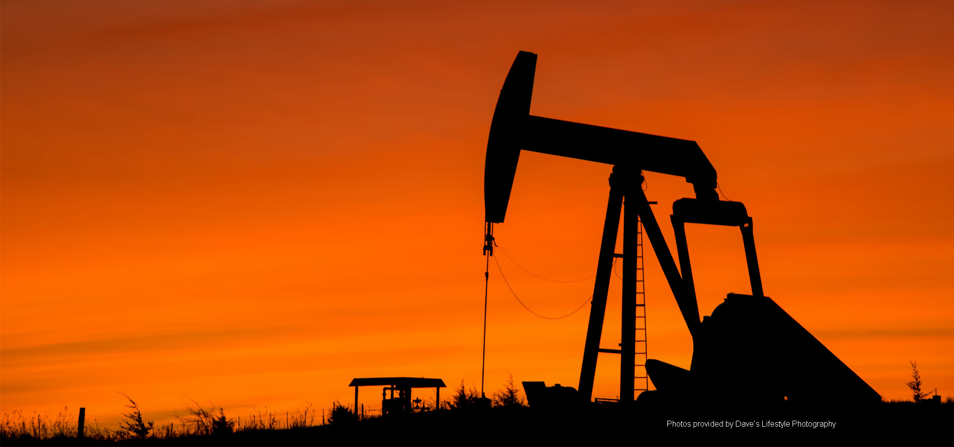 PumpJack Image by Dave's Lifestyle Photography